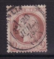 D220 / CERES N° 51 OBL COTE 15€ - 1871-1875 Cérès