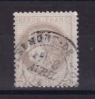 D220 / CERES N° 52 OBL COTE 60€ - 1871-1875 Cérès