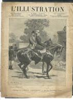 """L'illustration """" Catalogue De La Belle Jardiniere Paris Septembre 1894 , 32 Pages   - Fau 10405 - Fashion"""