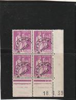 ///  FRANCE  ////   N°  77 Préoblitéré Type Paix 1.40  1939 Côte 120€ ** Gomme ** - 1930-1939