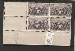 ///  FRANCE  ////   N°  497  Côte 23€ ** Gomme ** - 1930-1939