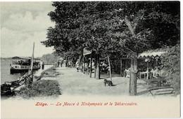 La Meuse à Kinkempois Et Le Débarcadère - Sonstige