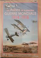 Dvd Les Avions De La Premiere Guerre Mondiale  +++COMME NEUF+++ - Documentari