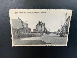 Adinkerke - Avenue De La Panne - Pannelaan - Station - Café - Treinoverweg - Old Timer - De Panne