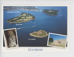 Gavrinis, Le Cairn (couloir Chambre...) Cp Vierge N°8454 Jos - Aérienne Multivues - Sonstige Gemeinden