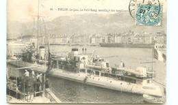 83* TOULON Torpilleurs - Toulon