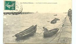 85* SABLES D OLONNE  Canots Tempete - Sables D'Olonne