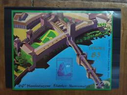 REPUBBLICA - Erinnofili - Manifestazione Verona '83 - BF Dell'I.P.Z.S. Nuovo ** + Spese Postali - Blocks & Sheetlets