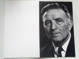 Doodsprentje/Bidprentje  THEO VANHAVERBEKE  Oostende  1908-1989 Boksmanager/Sticht.Flandria Box.Club  (Echtg F.Boutens) - Religion & Esotericism