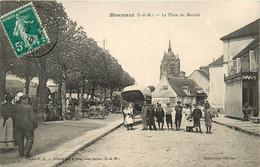 77* MORMANT Place Du Marche         RL14.0049 - Mormant