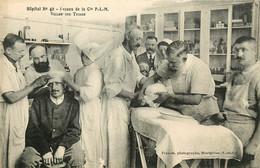 94* VILLENEUVE TRIAGE – Hopital N°2 – Locaux Cie P.L.M.       RL14.0926 - Villeneuve Le Roi