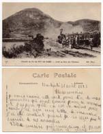Puy De Dôme 63 - Chemin De Fer Du Puy De Dôme - Arrêt Au Bois Des Charmes - Sin Clasificación
