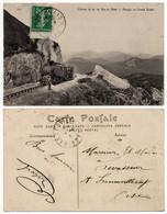 Puy De Dôme 63 - Chemin De Fer Du Puy De Dôme - Passage Au Grand Rocher - Sin Clasificación