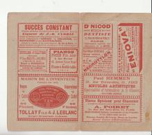 """Carte Lettre Entier Postal 15 Sage""""Vendue 5 Centimes"""",Nombreuses Publicités:Picotin /Apéritif, Messageries Maritimes.... - Kartenbriefe"""