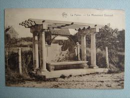 La Panne - Le Monument Dumont - De Panne
