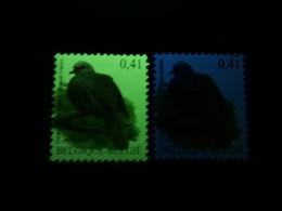 Buzin Tortel 3135 Verschil In Fluor - 1985-.. Vögel (Buzin)