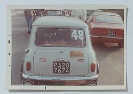 62441 Foto D'epoca 654 - Automobilismo - Mini Minor - Cars