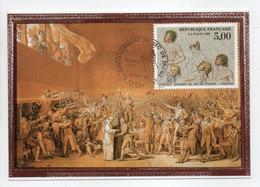 - Carte Postale Peintre Louis DAVID : Le Serment Du Jeu De Paume - - Autres