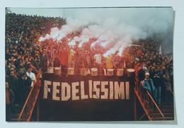 68717 Foto D'epoca 694 - Calcio Tifosi Fiorentina Fedelissimi 84/85 - Sport