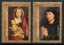 FRANCE - LOT 006 - Roger De La PASTURE/ Rogier Van Der WEYDEN - Oblitere - Used Stamps