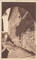 8844) ROCCA Di MELDOLA O Castelmelidonio - Scalone D` Accesso Visto Dalla Guardiola OLD ! - Altre Città