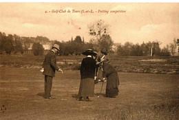 GOLF CLUB DE TOURS . 37 . LE CHALET , PUTTING COMPETITION - Golf