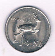 1 RAND 1990  ZUID AFRICA /6435/ - South Africa