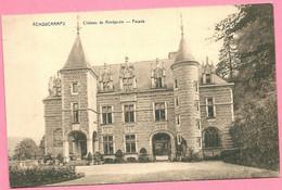 C.P. Remouchamps = Château De  MONTJARDIN :  Façade - Aywaille