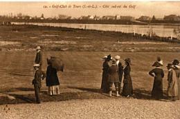 GOLF CLUB DE TOURS . 37 . COTE SUD EST DU GOLF - Golf