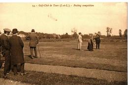 GOLF CLUB DE TOURS . 37 . PUTTING COMPETITION - Golf