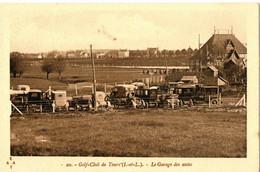 GOLF CLUB DE TOURS . 37 . LE GARAGE DES AUTOS - Golf
