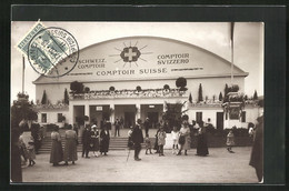 AK Lausanne, Schweiz. Comtoir, Ausstellung - Exhibitions