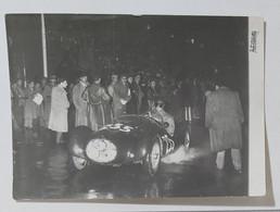 87986 Foto D'epoca 716 - XVII Girauto Di Sicilia 1957 - BMW ? - Automobili