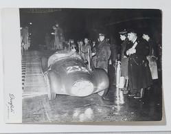 87987 Foto D'epoca 717 - XVII Girauto Di Sicilia 1957 - BMW ? - Automobili