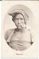Cpa Batak- Vrouw.(Indonésienne). - Indonesia