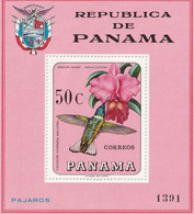 PANAMA - Fleurs - 2 BF - MNH - Panama