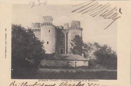 8851) QUEAUX - Vienne - Ruines Du Chateau De La Messeliere OLD ! - Buxerolles