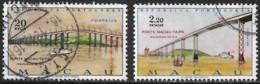 Macau Macao – 1974 Taipa Bridge Used Set - Used Stamps