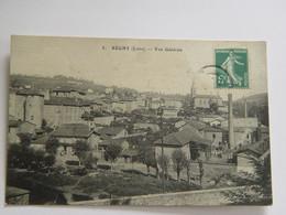 LOIRE-REGNY-3-VUE GENERALE EDITEUR H  BLEIN - Other Municipalities