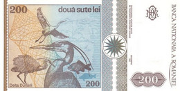 Romania P.100 200 Lei   1992  Unc - Romania