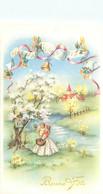 Carte   Illustration      - Enfants -    Paysage    C118 Photochrom - Portretten