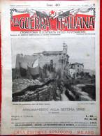 La Guerra Italiana 25 Agosto 1918 WW1 D'Annunzio Vienna Papa Romanov Cortellazzo - Guerre 1914-18