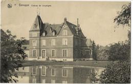 Genappe Château De Loupoigne Circulée - Genappe