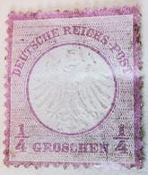 ALLEMAGNE Empire _ 1871 _ Y&T N°1  /0/ - Oblitérés