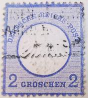 ALLEMAGNE Empire _ 1871 _ Y&T N°5  /0/ - Oblitérés