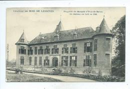 Bois De Lessines Chateau ( Petits Trous ) - Lessines