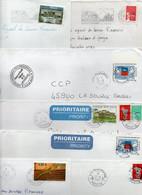 Lot De 10 Lettres MAYOTTE - - Non Classificati