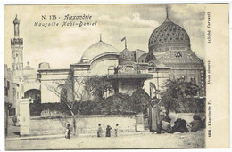 Egypte - ALEXANDRIE - Mausolée Nabi - Daniel - Ed. Khardiache F., N° 1020 - Alexandria