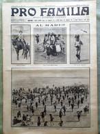 Pro Familia Del 22 Luglio 1923 Biagio Pascal Soviet Pélissier Etna Breganze Mare - Autres