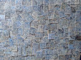 LOT DE 200 TYPE SAGE 15Cts BLEUS EN 2eme CHOIX - 1876-1898 Sage (Tipo II)